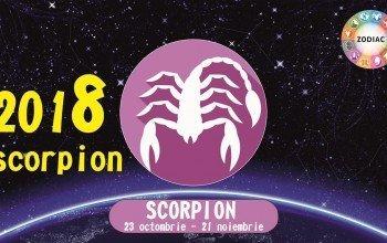 Horoscop 2020 - Scorpion