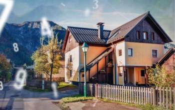 Numerologia casei: ce semnifica numarul locuintei tale