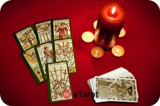 Tarot - Semnificatia cartilor din Arcana Minora